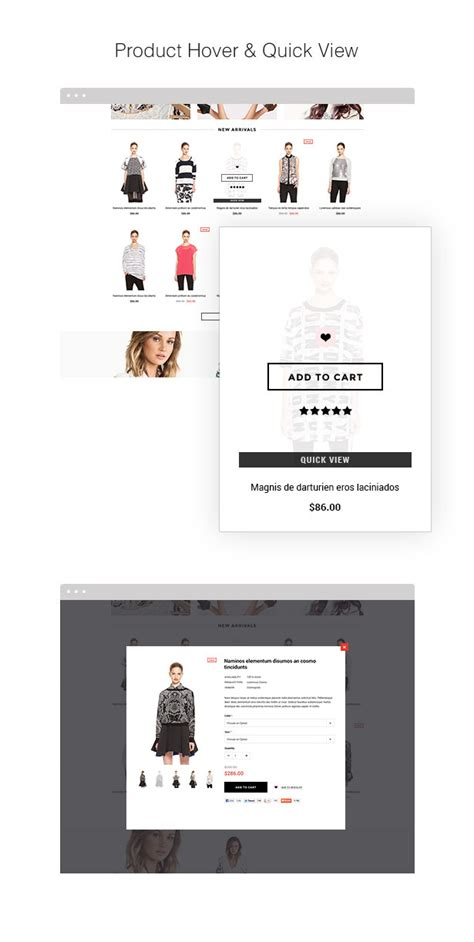themes templates for 2 items per product page ella responsive shopify template sections ready by