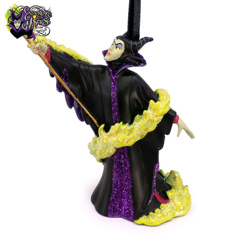 disney villains christmas ornaments disney parks disney villains 3d character hanging ornament maleficent