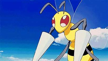 Beedrill Mega Gifs Giphy Imgur Reply Mantidfly