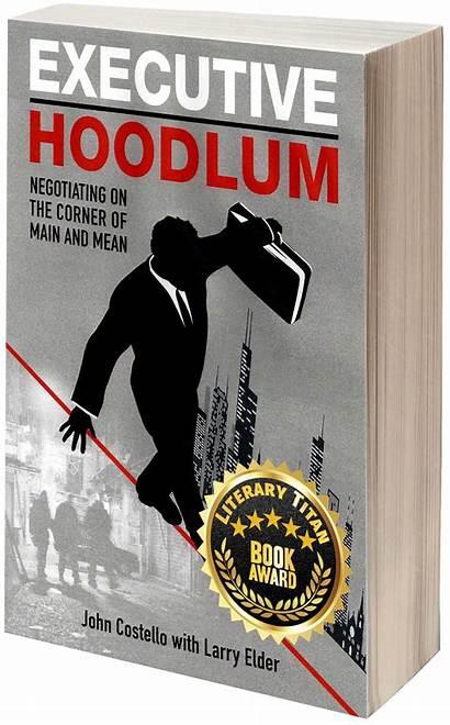 Executive Hoodlum John Costello Covers Bookshelves