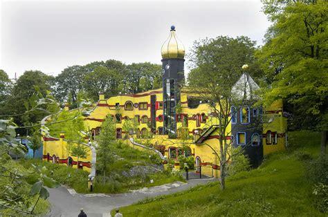 Häuser In Nrw by Ronald Mcdonald Haus Essen Das Hundertwasser Haus Im