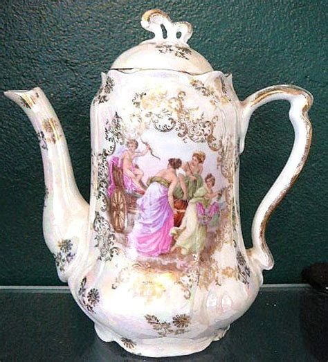 The Value of a Tea Pot From Prussia