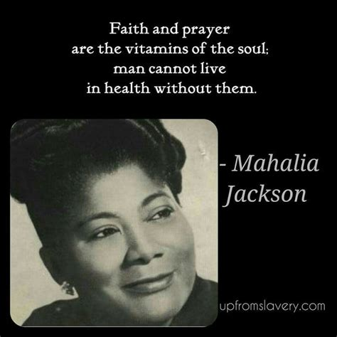 Anybody that sings the blues is in a deep pit, yelling for help. Mahalia Jackson | Mahalia jackson, Jackson, Prayers