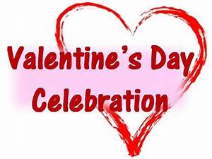 Valentine's Day Celebration @ St. Mary's