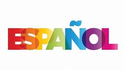 Spanish Word Espanol Banner Clipart Text Language