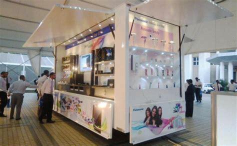panasonic cultivates rural demand  sri lanka  mobile showroom panasonic newsroom global