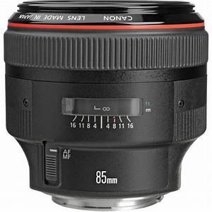 Canon Ef 85mm F  1 2 L Ii Usm Lens   Uv Filter  U0026 Cleaning