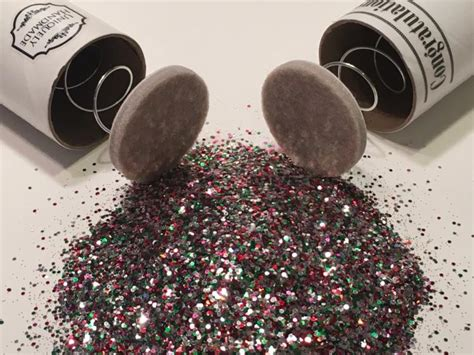 spring loaded glitter bomb   send   mail
