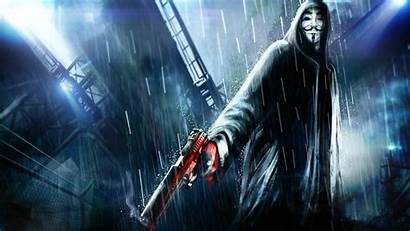 Hacker Anonymous Background Wallpapers Backgrounds Kolpaper