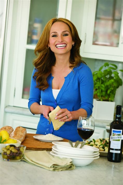 cuisine chef tv giada de laurentiis with chef giada