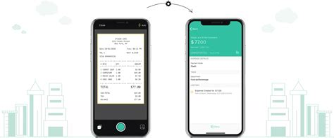 receipt scanner app  business zoho expense