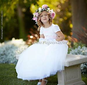 2014 luxury wedding flower girl dresses of the year pegeen With dresses for flower girl in wedding