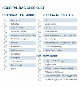 Newborn Baby Checklist Pdf Free 9 Newborn Checklist Samples In Google Docs Ms Word