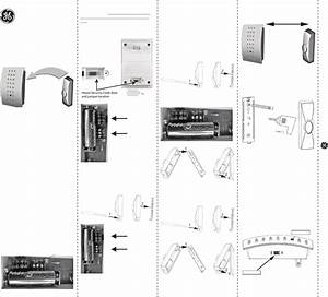 Ge Door 19216 User Guide