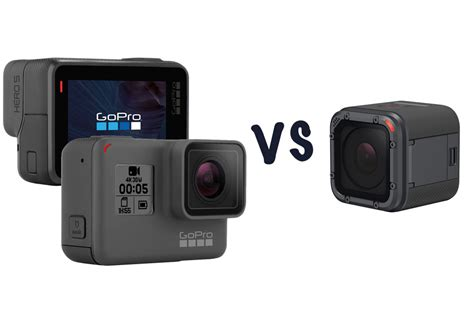 gopro hero black hero session whats difference