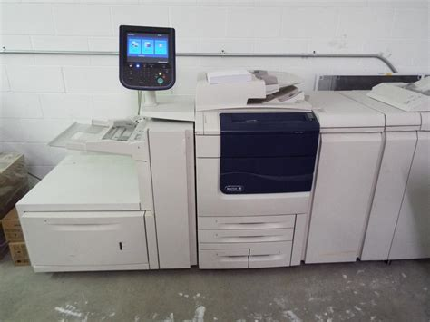 Xerox Color 550 With Fiery, Light Production