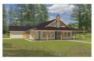 Barn House Plans With Porches by Small House Plan With Porch Pole Barn Homes