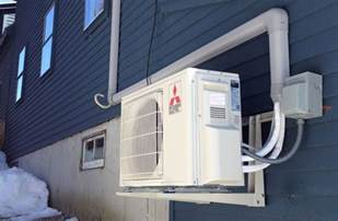 Photos of Air Source Heat Pump With Propane Backup