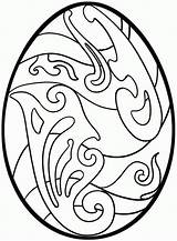 Easter Coloring Egg Pages Hard Printable Adults Eggs Colouring Dragon Sheets Template Pattern Curlicue Clipart Sheet Crafts Designs Pixels Kb sketch template