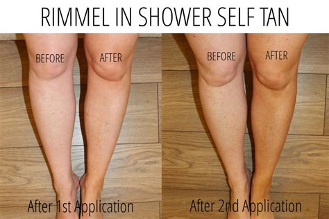 Rimmel In Shower Self Tan Review And Photos