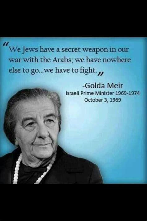 Golda Meir Quotes 51 Best Images About History On