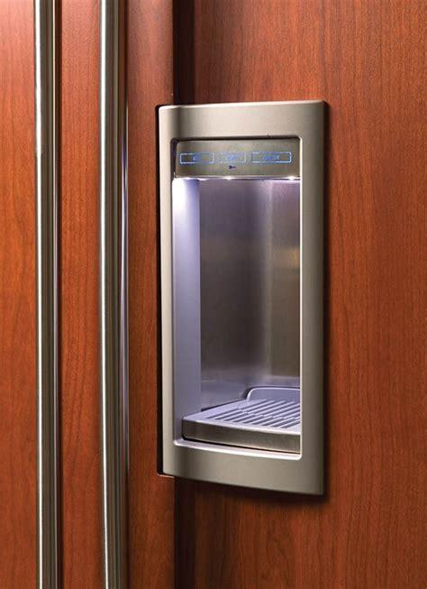 "Sub Zero BI 42SD/O 42"" Built In Side by Side Refrigerator"