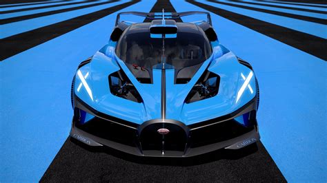 As a result of this, the dry weight of the bolide stands at 1,240 kg (2734 lbs.). The Bugatti Bolide Concept Is an Ultralight Track Car With an 1,825-HP, 8.0-Liter W16 Engine