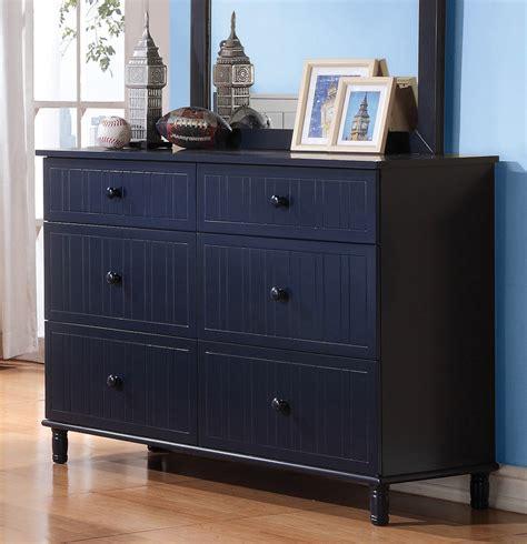 coaster zachary bedroom set navy blue  bed set