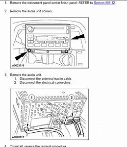 98 Ford Explorer Radio Wiring Diagram For Pinterest