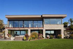 Dudley Concrete Design A 1946 Concrete And Glass Home Is Updated With