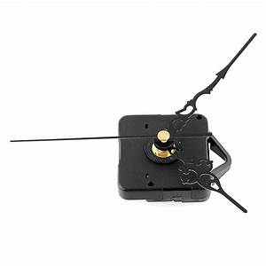 New Clock Movement Parts Repair Tool Kit With 3pcs Black
