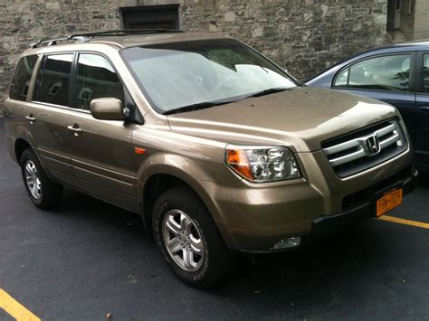 2008 Honda Pilot Vp Review