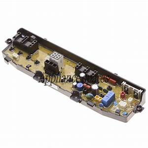 Samsung Top Loader Washing Machine Main Pcb  Dc9200510h