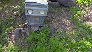 1975 Sears Ss16 Garden Tractor