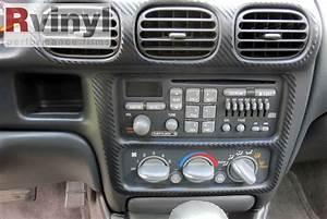 Dash Kit Decal Auto Interior Trim For Pontiac Grand Prix 1997