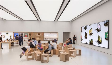 Stunning Interiors For The Home - stunning new apple store designs in london and nyc