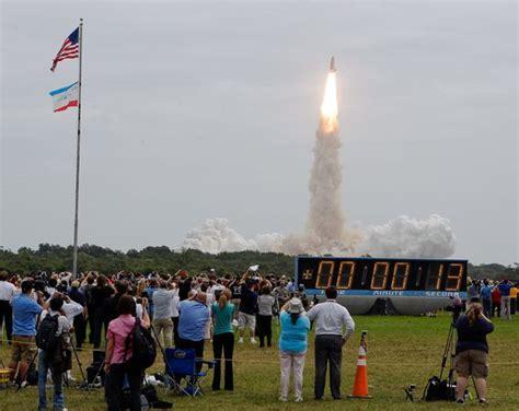 foto dopo lo shuttle la nasa avra  futuro nello spazio