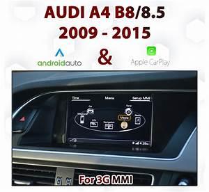 Audi A4 B8   8 5 3g Mmi