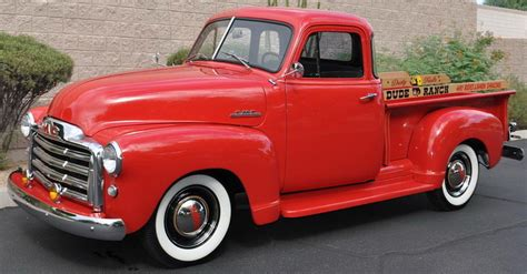 1951 GMC pickup For Sale in Sault Ste. Marie, Ontario
