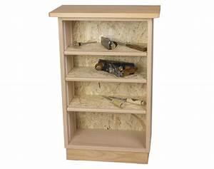 Meuble De Rangement Haut : meuble de rangement au sol haut et peu profond 3 rayons sas etablis de la ronce ~ Teatrodelosmanantiales.com Idées de Décoration