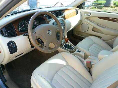 jaguar  type  door sedan
