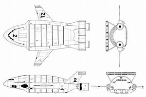 Thunderbird 2 - Schematic Diagram