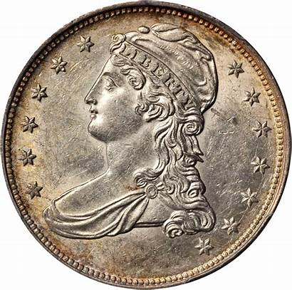 Dollar Half Bust Value 1838 Capped Coins