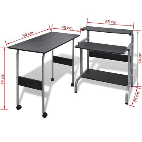 table pour ordinateur de bureau acheter table de bureau réglable pour ordinateur
