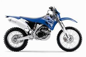 Yamaha Wr450 Factory Repair Manual 1998