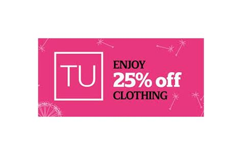Tu Clothing Sainsbury's