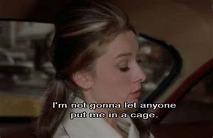 Breakfast at Tiffany's (1961) Quote (About wedding sad ...