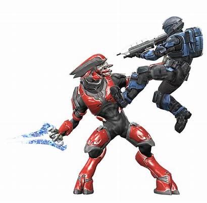 Raven Graves Halo Fireteam Ethan Squad Leader