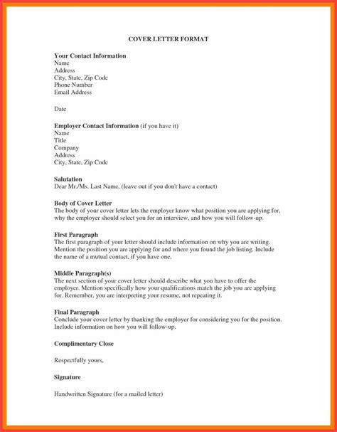 cover letter  addressee    address