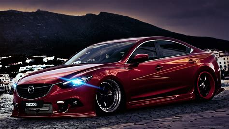 Mazda 6 In Hd Hd Desktop Wallpaper, Instagram Photo, Background Image